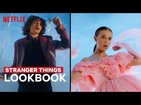 Stranger Things 3 Cast Red Carpet Fashion   Netflix Mp3