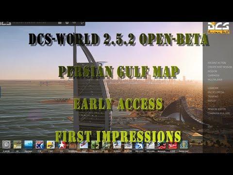 DCS World: Persian Gulf -Deutsch