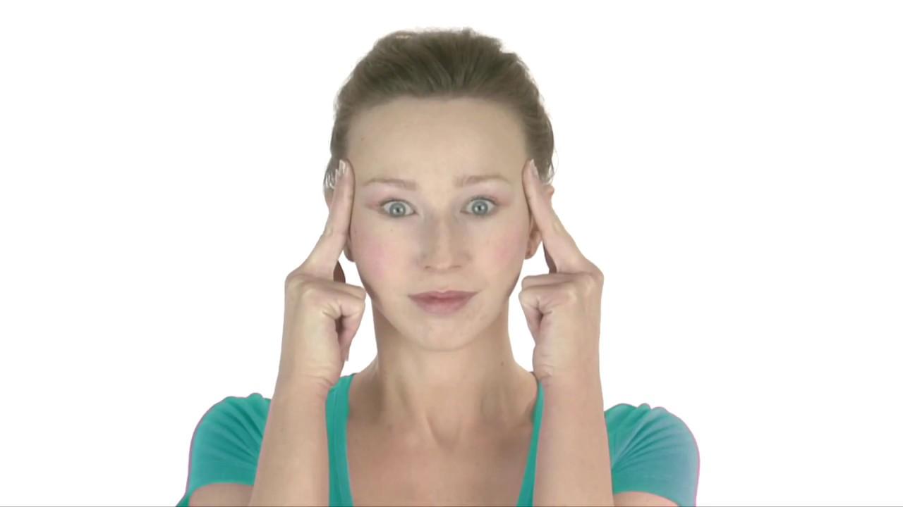 gymnastique visage anti rides video