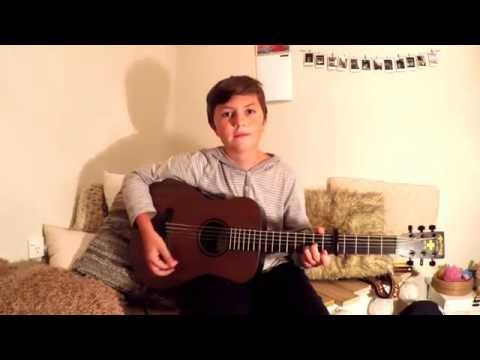 You're Not There - Lukas Graham - Cover by...