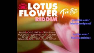 Alaine - Magnet - Lotus Flower Riddim - Troyton Music - July 2012