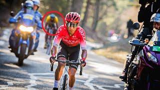 Así fue el ÉPICO ataque de Nairo Quintana en el MONT VENTOUX 2020 Tour de la Provence