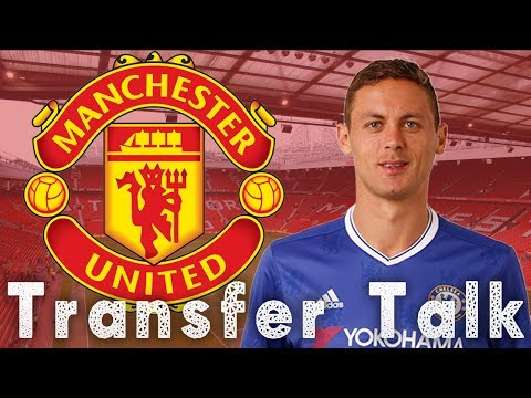 MATIC TO MANCHESTER UNITED | TRANSFER TALK