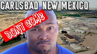 Don't Come To Carlsbad New Mexico | Carlsbad Caverns National Park