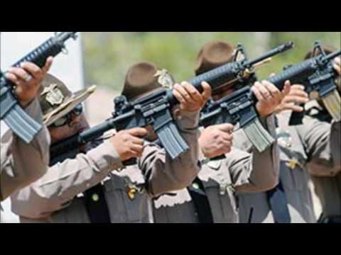 Navajo Police Tribute- Last Call