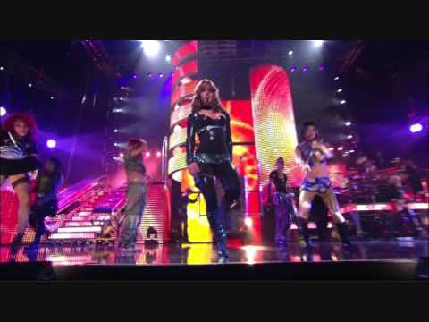 Britney Spears Overprotected Live in Miami