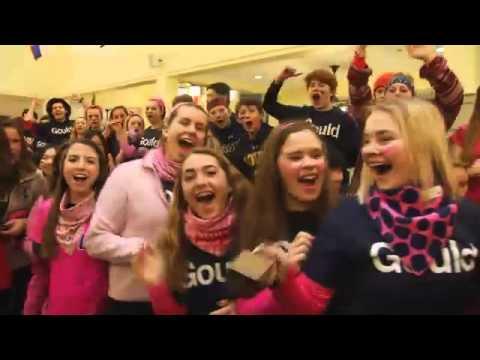 School Spirit Challenge: Gould Academy