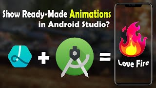 Gambar cover How to Show Lottie Animations in Android Studio ? Lottie in Android ?