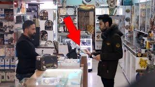 مقلب ببائع سوري في تركيا | طبع وسام