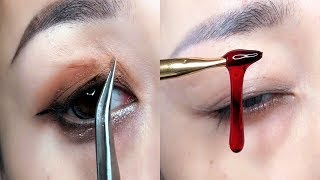 Beautiful Makeup Tutorial Compilation ♥ 2019 ♥ Part 38
