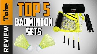 ✅Badminton: The Best Badminton Sets 2018 (Buying Guide)