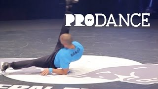 Nasso vs Daniel | Red Bull BC One Western Europe Final 2015