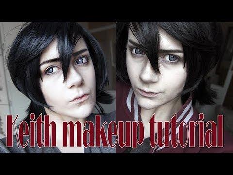 Keith Voltron Makeup Tutorial Youtube