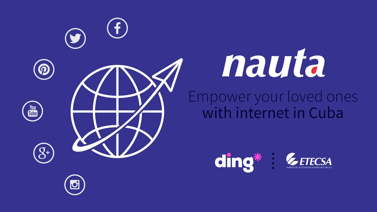 How To Top Up A Nauta Account Using Ding Youtube Wiring Money Cuba