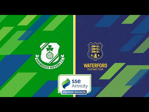 Premier Division GW9: Shamrock Rovers 3-0 Waterford