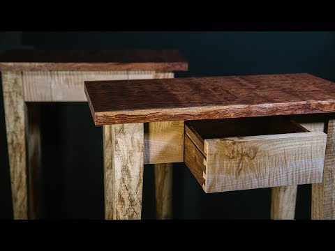 The Bedside Tables | Woodworking | The Grizzly Challenge