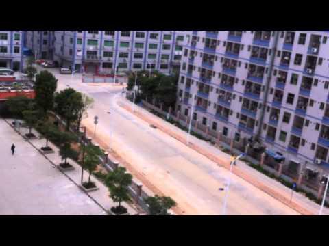 China Shenzhen employee buildings Industrial Zone  2013