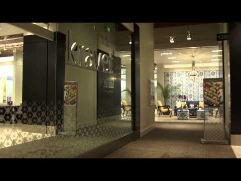 KKTV: Kerrie Kelly Visits Kravet in the San Francisco Design Gallery
