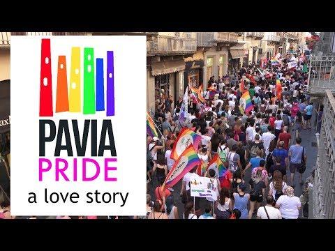 PAVIA PRIDE - A LOVE STORY (Gay Pride Pavia 10 giugno 2017)