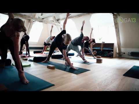 Yoga13 Stuttgart  Kurs Impressionen