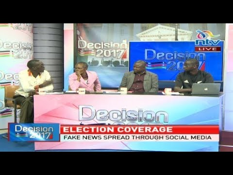 Kenyan media coverage of elections called to question