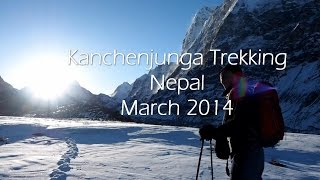 Kanchenjunga Trek - Nepal 2014 - Part 5 - Kanchenjunga North