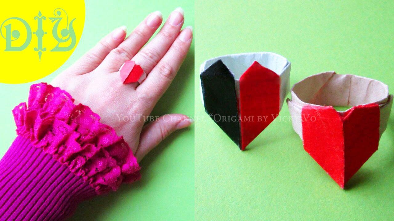 Valentines Day Origami  OrigamiFuncom