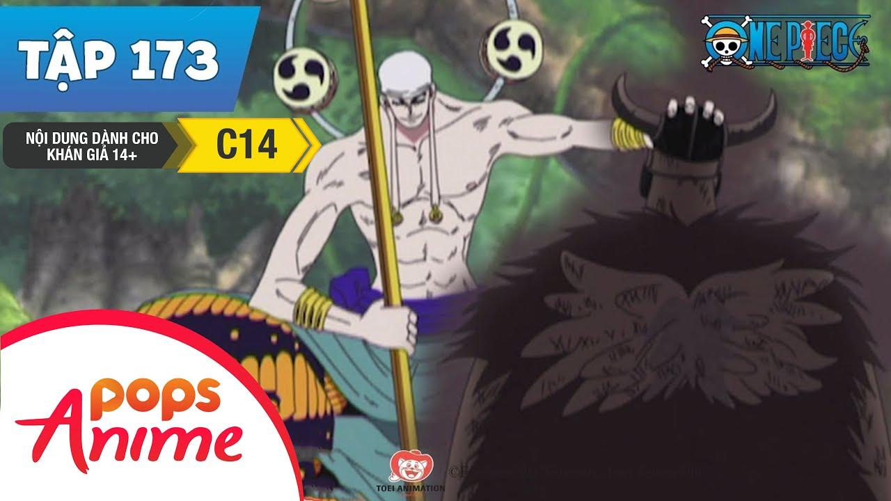 One Piece Tập 173 – Năng Lực Vô Địch: Chân Tướng Của Enel – Đấng Tối Cao Lộ Diện – Phim Hoạt Hình