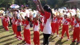 Smart Reader Kids (Pn. Zeha) - Sports Day 2011 - Sports Drill Performances (6 years old)