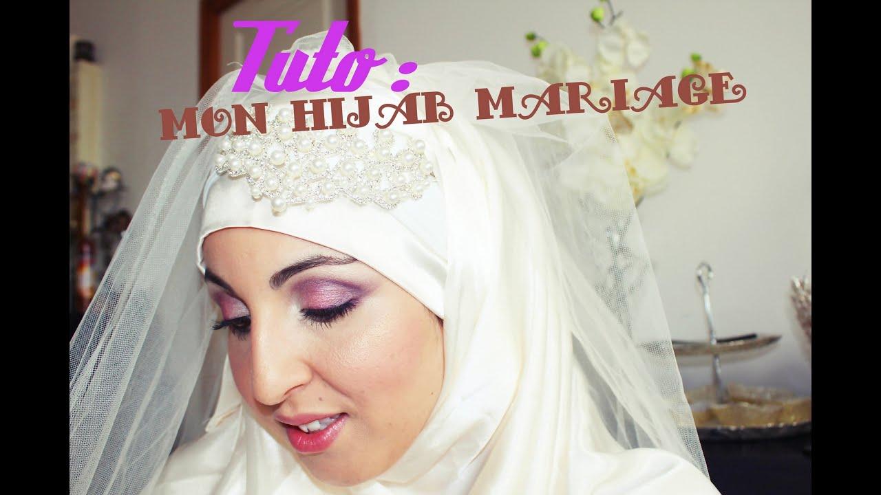 Robe fiancaille 2017 hijab