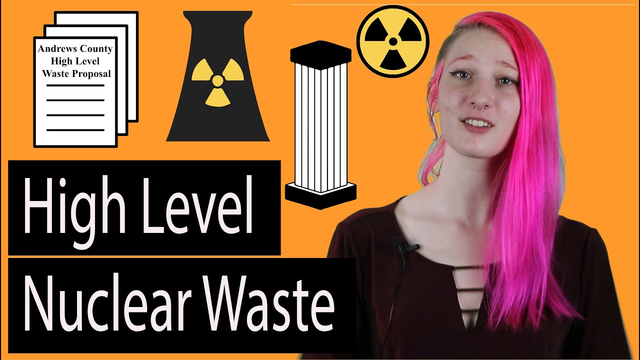 High Level Nuclear Waste: How does the USA deal with it?
