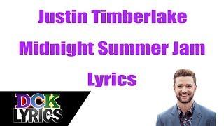 justin-timberlake-midnight-summer-jam-lyrics