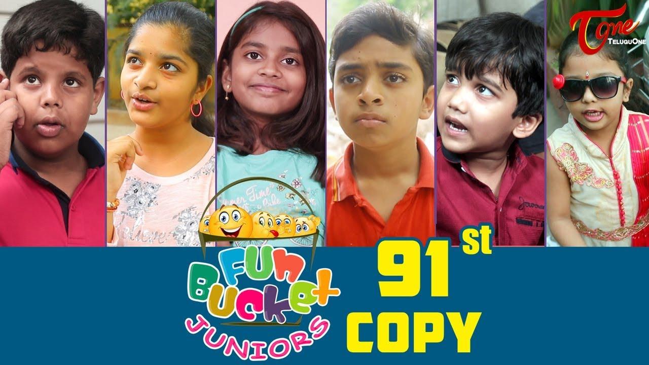 Fun Bucket JUNIORS | Episode 91 | Kids Funny Videos | Comedy Web Series | By Nagendra K | TeluguOne