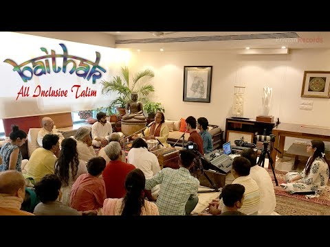 25th Session - Taalyogi Pt. Suresh Talwalkar, Multi-dimensional Artistry Of Tabla