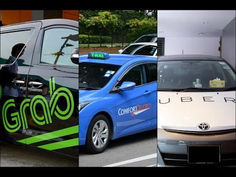 Will ComfortDelgro survive the onslaught from Grab and Uber