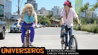 Carlos Vives, Shakira - La Bicicleta (Parodia Oficial)