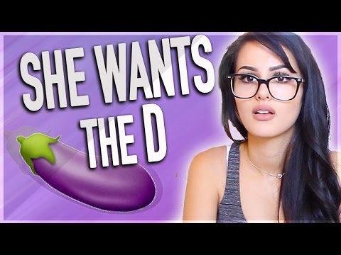 She Wants The D!