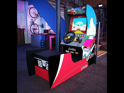 Arcade 1up, you now have my attention from pook ninja