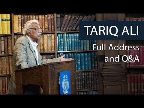 Tariq Ali | Full Address and Q&A | Oxford Union