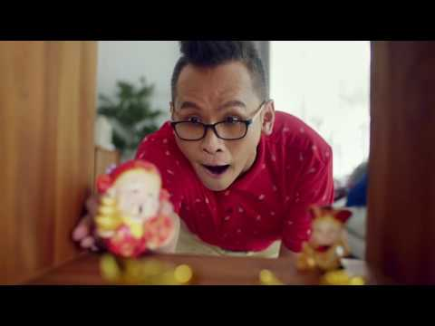 How Lucky is Mr Ong? - Tesco CNY2017