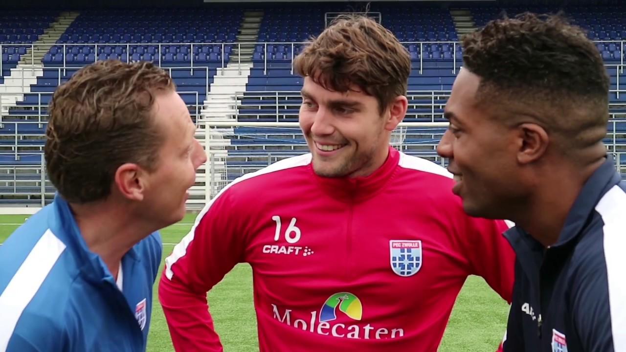De Eredivisie Challenge - Mickey van der Hart - PEC Zwolle - uitzending 7
