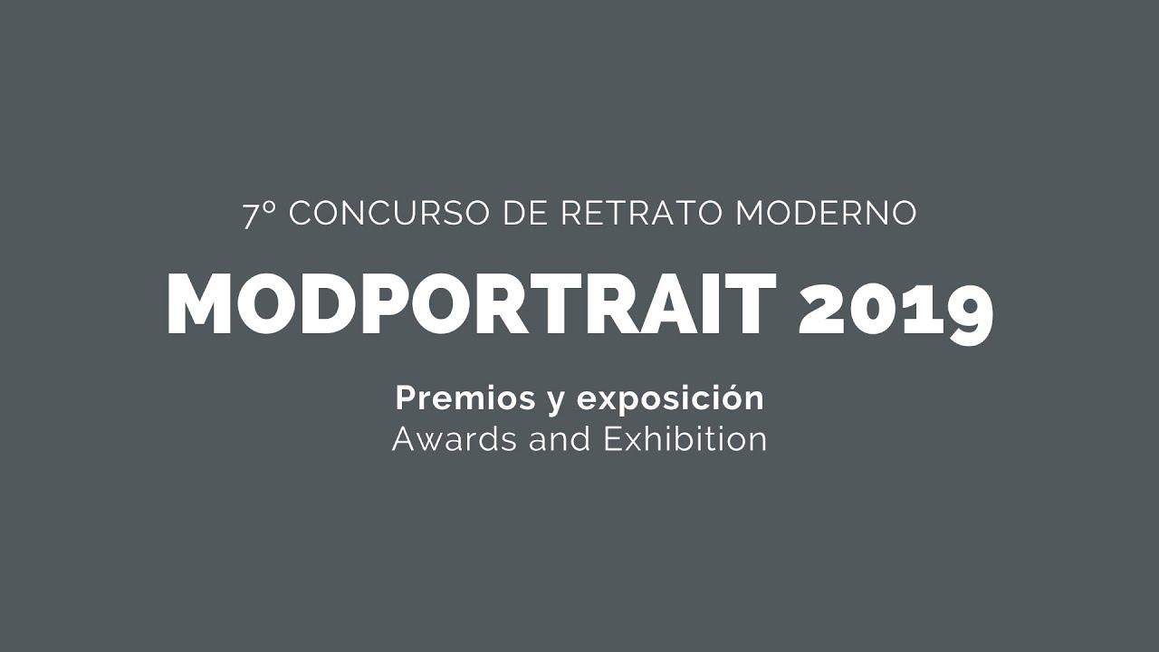 ModPortrait 2019 | Entrega de Premios y Exposición Virtual