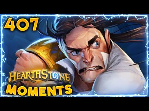 Very UNLUCKY Chain of RNG.. | Hearthstone Daily Ep. 407