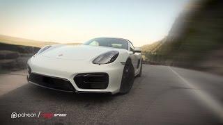 Avaliação Porsche Boxster GTS (Canal Top Speed)