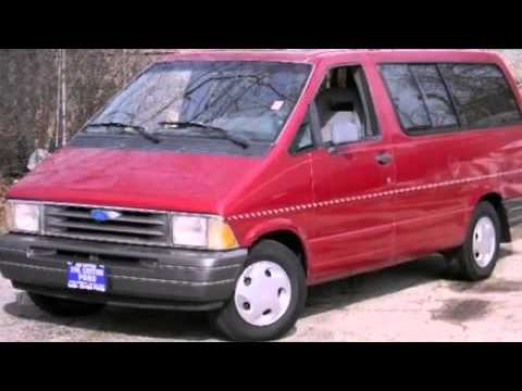 1994 Ford Aerostar Passenger - Kelley Blue Book