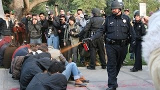 UC Davis Pepper Spray Police Report