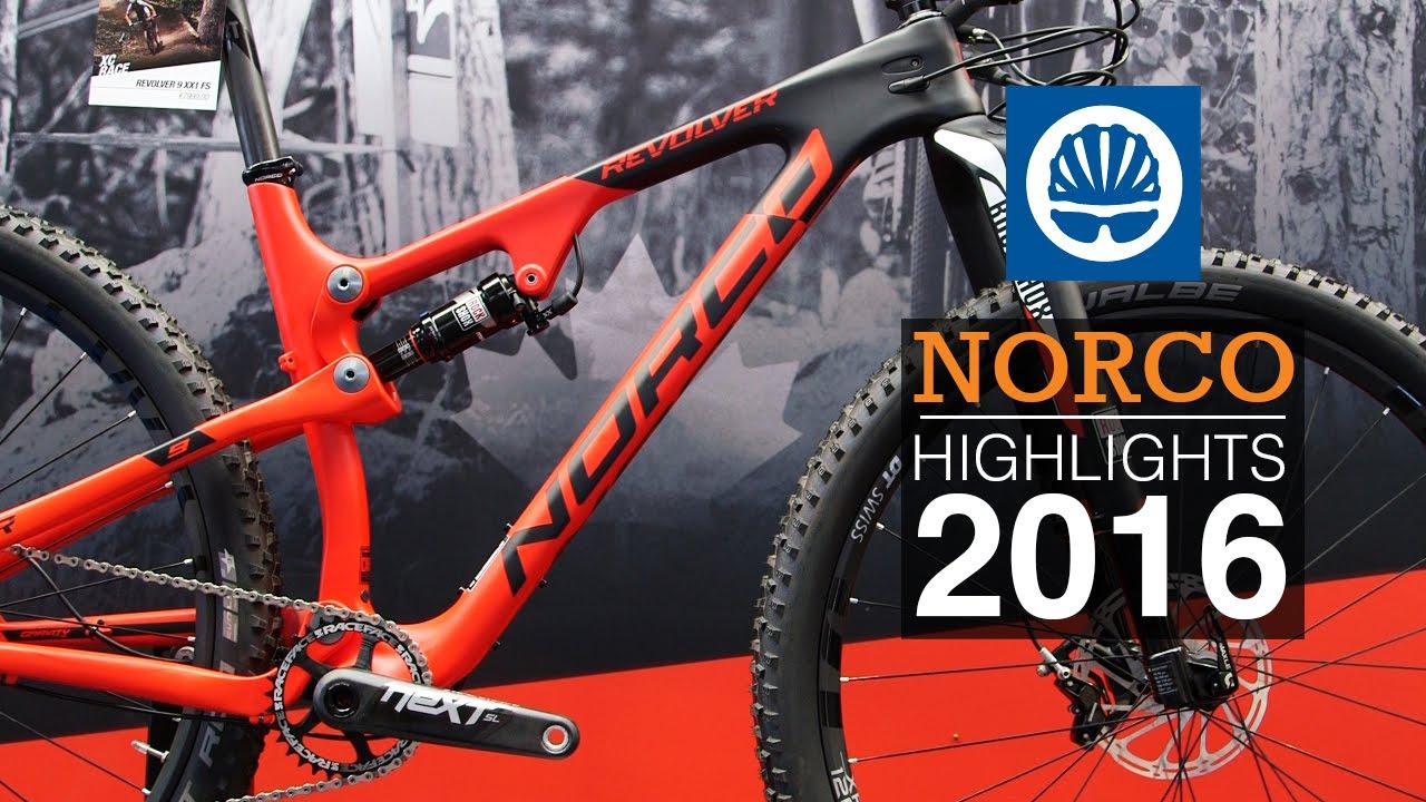 7f0dd35c394 Norco 2016 Highlights. BikeRadar