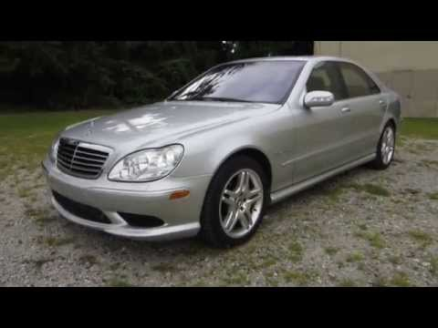 """** THE BEST OR NOTHING !!! """" 2003 MERCEDES-BENZ S55 AMG !! SOLD !!!"""