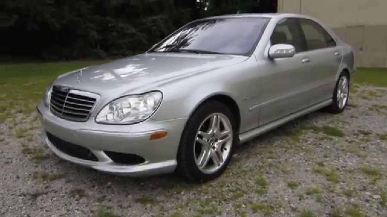 The best or nothing 2003 mercedes benz s55 amg for 2003 mercedes benz s55 amg