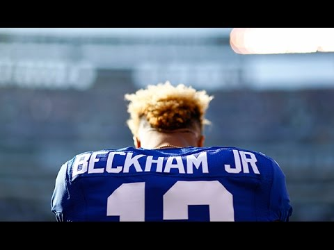 Odell Beckham Jr. || No Role Modelz || [HD]